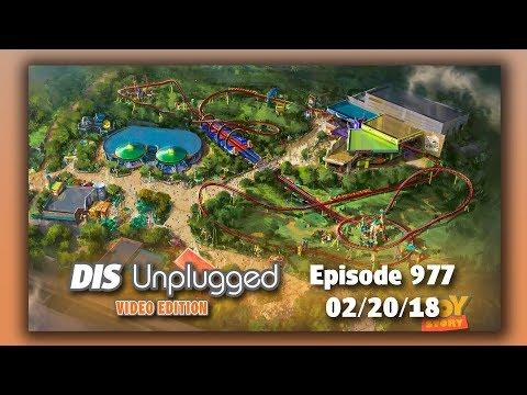 Walt Disney World Discussion   02/20/18