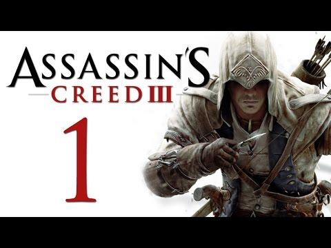 Assassins Creed 3 - Прохождение игры на русском [#1]