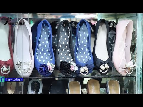 ladies-western-shoes-||-women's-fashionable-shoes-||-ladies-western-shoes-market-in-bangladesh