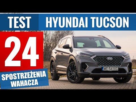 Hyundai Tucson 2.0 CRDI 185 KM N-Line (2020) - TEST PL
