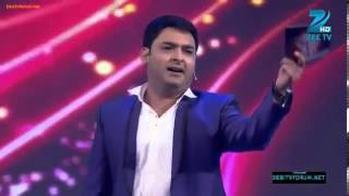 Kapil Sharma sings a beautiful Punjabi song 2013!