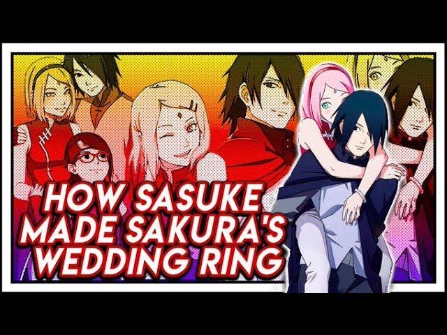 Wedding sasuke sakura Heartbeat Chapter