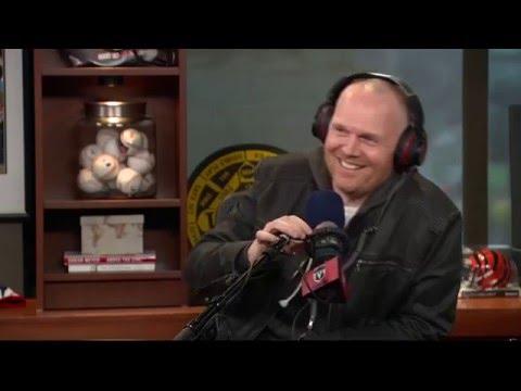 Bill Burr on The Dan Patrick Show (Full Interview) 12/14/2015