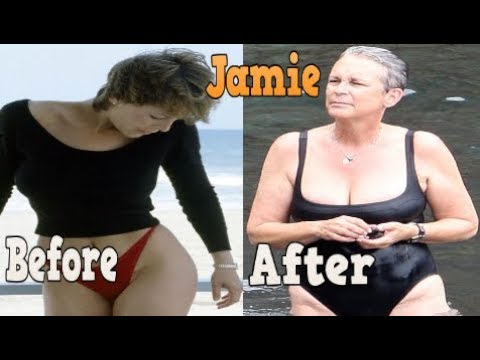 Jamie Lee Curtis ♕ Transformation  From 02 To 60 Years OLD