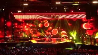 karthik vijay prakash performs vijay tv super singer world tour singapore