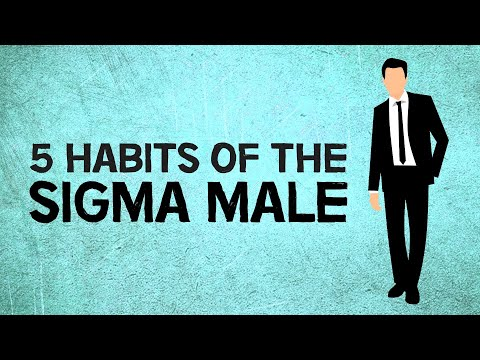 5 Habits Of The Sigma Male from YouTube · Duration:  6 minutes 18 seconds