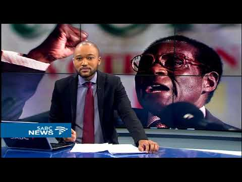 Latest on Mugabe reports agreeing to step down