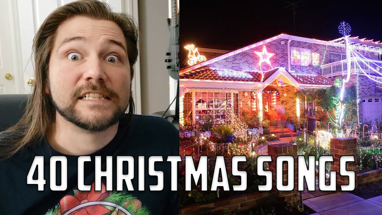 Describing 40 Christmas Songs in 1 Sentence or Less | Mike The Music ...