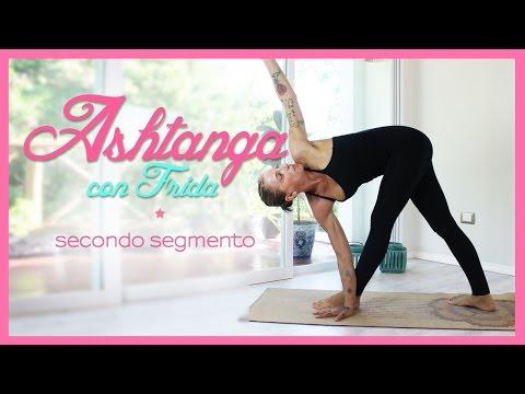 Ashtanga Yoga - Secondo segmento