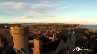 Slains Castle Revisited