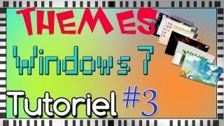Tutoriel #3   Ajouter Des Thèmes Dans Windows 7   Wallpaper + Thème Fournit