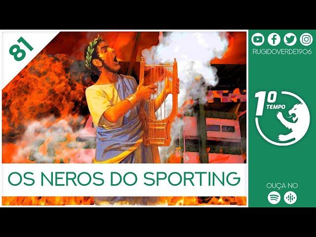 🎙️ Primeiro Tempo Convida Soraya Gale - Os Neros do Sporting Ep 81