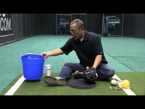 Glove Guru Aso: How To Break In A Baseball Glove