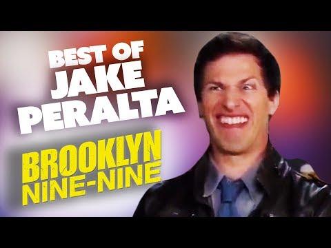 Best Of Jake Peralta - Brooklyn Nine-Nine  Comedy Bites