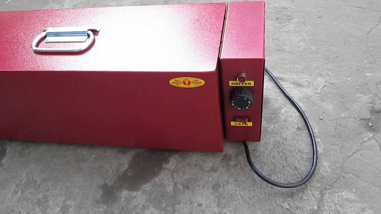 инструкция на печь для прокалки электродов эпсэ-40 400