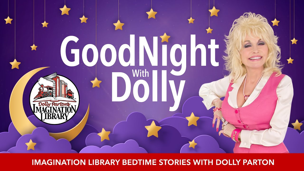 Dolly Parton launches bedtime story video series Thursday night ...