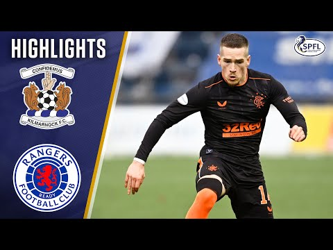 Kilmarnock Rangers Goals And Highlights