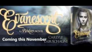 Evanescent A Broken Novel Book Trailer