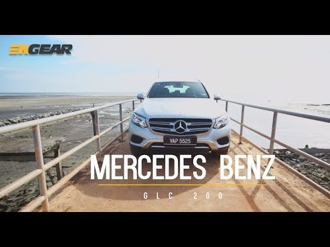 6 Perkara Tak Best - Review Mercedes Benz GLC 200 by ENGEAR Malaysia 2018