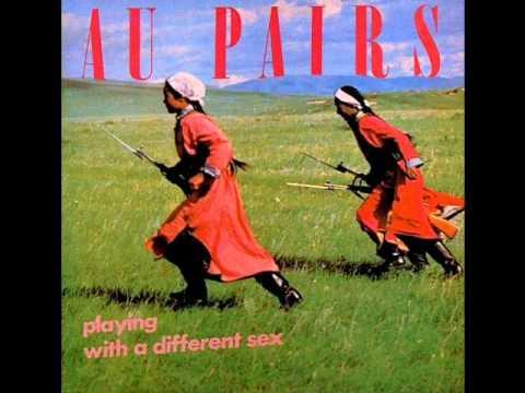 Au Pairs - Diet music