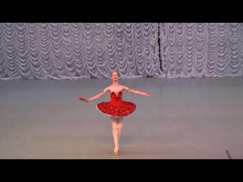 "Вариация Китри из балета ""Дон Кихот"".  Ярмош Анастасия"