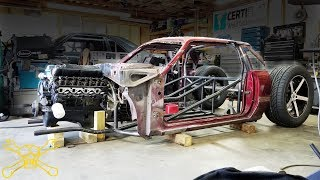 Fox Body Mustang Hot Rod Build | Tube Chassis Upgrades