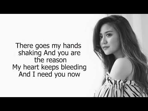 Calum Scott -You Are The Reason(Morissette And Daryl Ong Cover) (Lyrics)