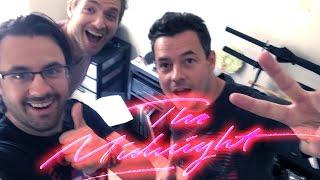 MEETING THE MIDNIGHT!!!   Robert's Vlog #37