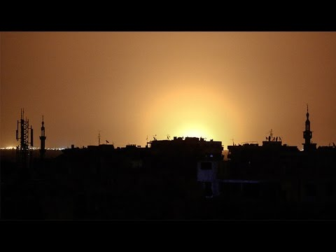 Syria accuses Israel of airstrikes on its international airport
