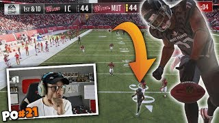 It Came Down to JULIO JONES Again... Will We Choke or get the Win?? Madden 19 PO #21