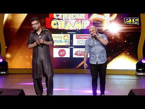 Studio Round 05 | Jaani & B Praak | Gurmehak Singh | Voice of Punjab Chhota Champ 4 | Full Episode