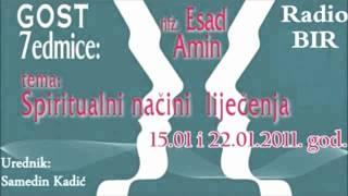 O sihru i kako se zaštiti - Hafiz Esad Amin 2DIO(pročitajte tekst ispod klipa)
