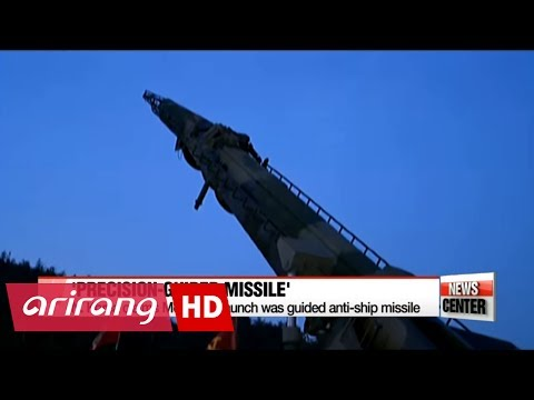 North Korea claims to develop precision guided missiles