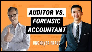 The Difference between Auditors and Forensic Accountants
