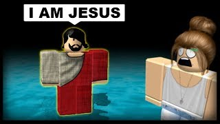Jesus Christ Plays Roblox