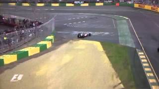 f1 2014 Australian Grand Prix qualifying highlights