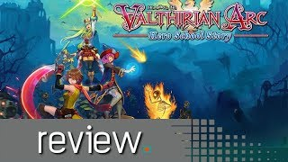 Valthirian Arc: Hero School Story Review - Noisy Pixel