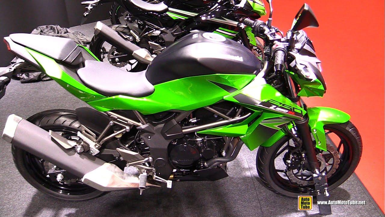 Kawasaki Z 250 SL, presentata la naked per lAsia