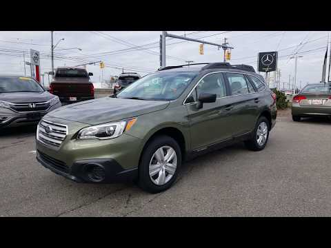 2016 Subaru Outback 2.5i For Sale Cleveland OH S7324T