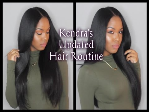 kendra's-updated-hair-routine