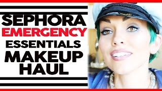 Emergency Sephora Must Have Haul (when you've lost all your makeup) Thumbnail