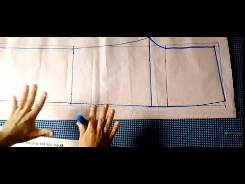 Molde Calça Masculina - YouTube f53b8195320