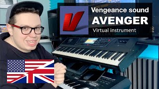 [ENG] AVENGER - Virtual instrument by Vengeance Sound