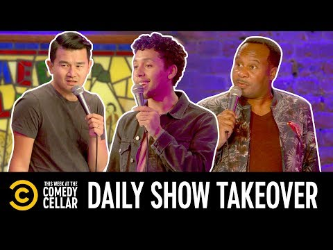 The Daily Show Correspondents' Stand-Up - This Week at the Comedy Cellar