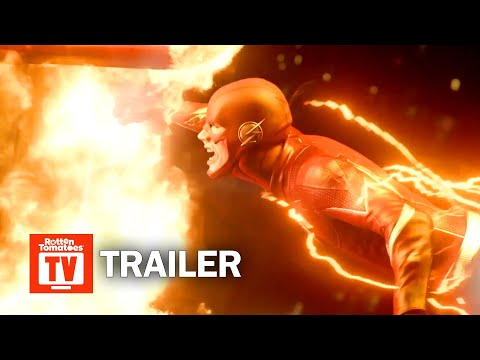 The Flash Season 5 ComicCon   Rotten Tomatoes TV