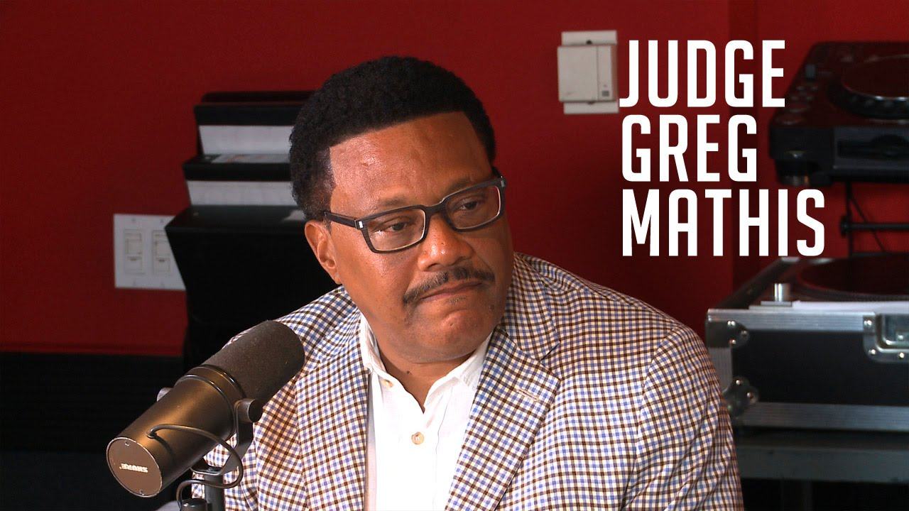 Judge Greg Mathis Voices His Legal Opinion on the Bill Cosby Case ...