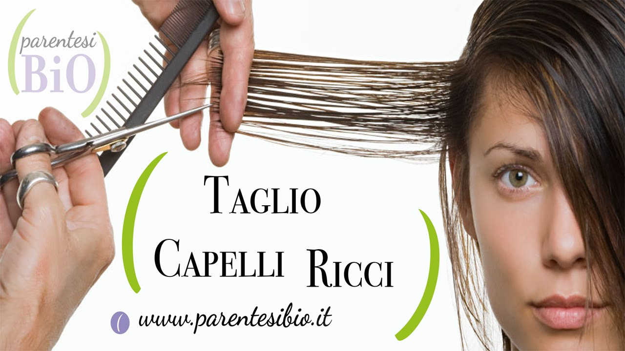 Come fare un taglio scalato sui capelli ricci
