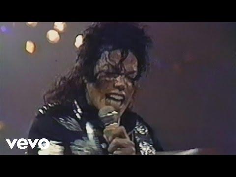 Michael Jackson - Wanna Be Startin' Somethin' (Live At Wembley July 16, 1988)