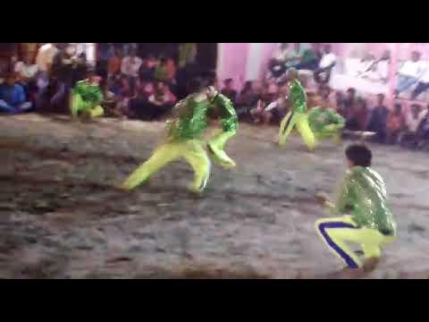 Awsome performance by udrangi team in Muharram competition at lohardada