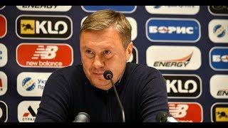 «Динамо» — «Мариуполь» — 4:0: послематчевая пресс-конференция